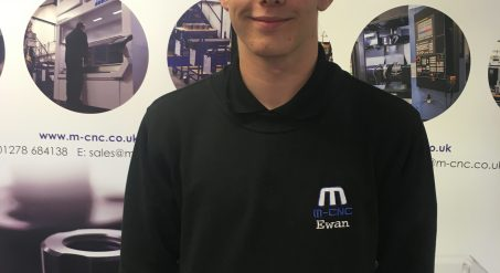 Engineering apprenticeship paves the way for business growth
