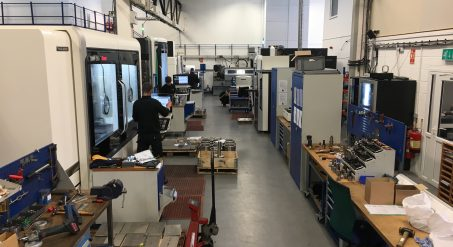 M-CNC: Leaders in UK CNC turning and precision engineering