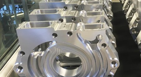 Specialist machining and engineering expertise