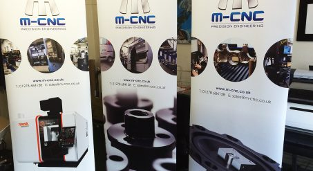 Precision engineering specialists M-CNC, exhibit at the Southern Manufacturing and Electronics Show