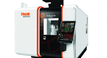M-CNC invest in 3D surface machining technology