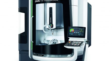 M-CNC invest £2.75 million in DMG MORI